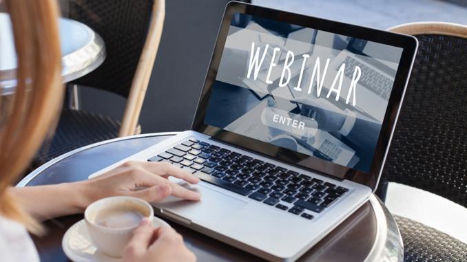 Social Media Live Webinare